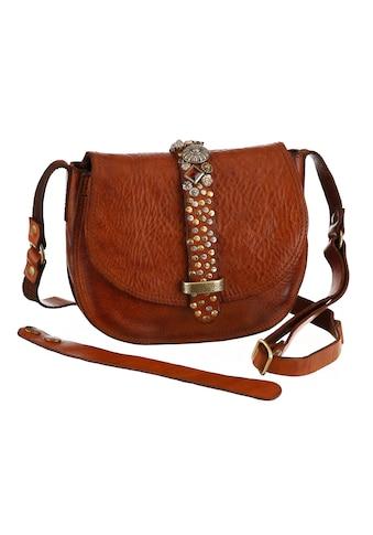 Campomaggi Mini Bag »Diamante«, mit wechselbarem Band kaufen