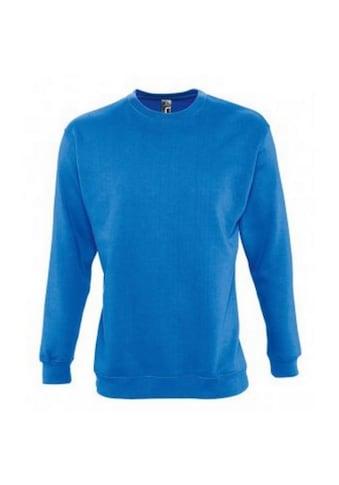 SOLS Longsweatshirt »Herren Supreme Sweatshirt« kaufen