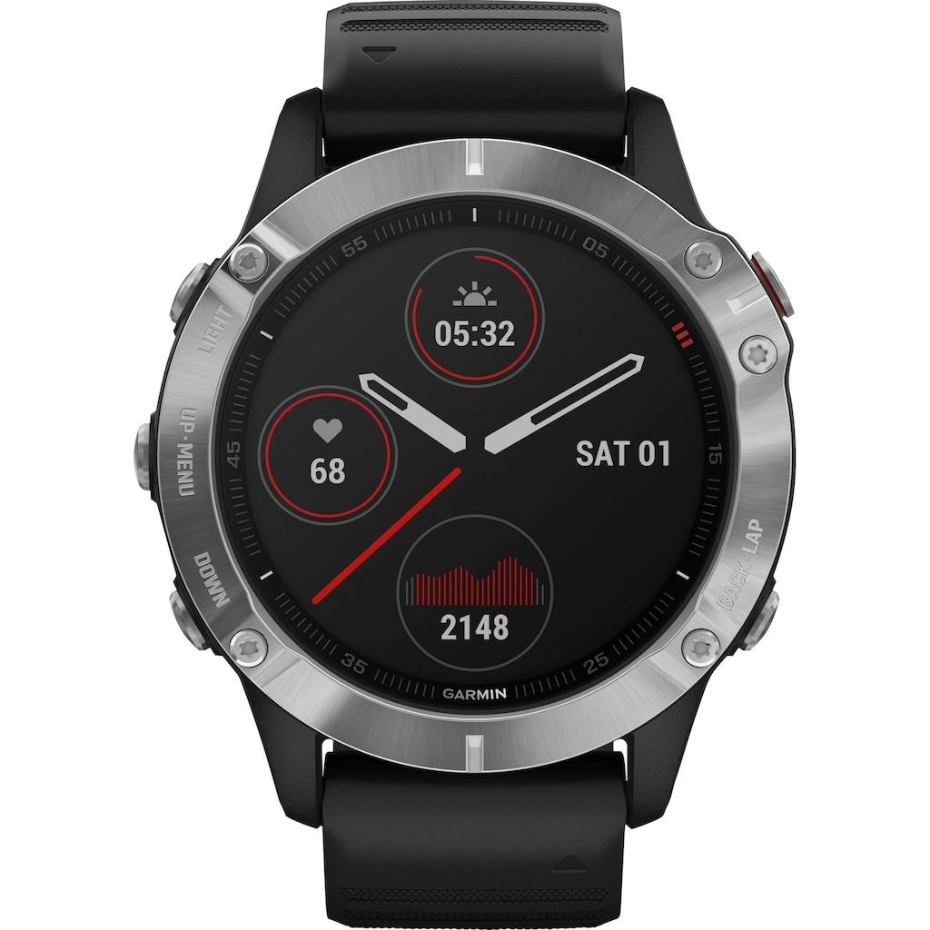 Garmin Smartwatch »FENIX 6«