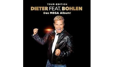 Musik-CD »Dieter feat. Bohlen (Das Mega Album) / Bohlen,Dieter« kaufen