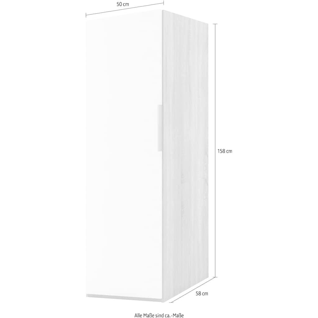 Express Solutions Garderobenschrank »ESCALO«, Türanschlag frei wählbar
