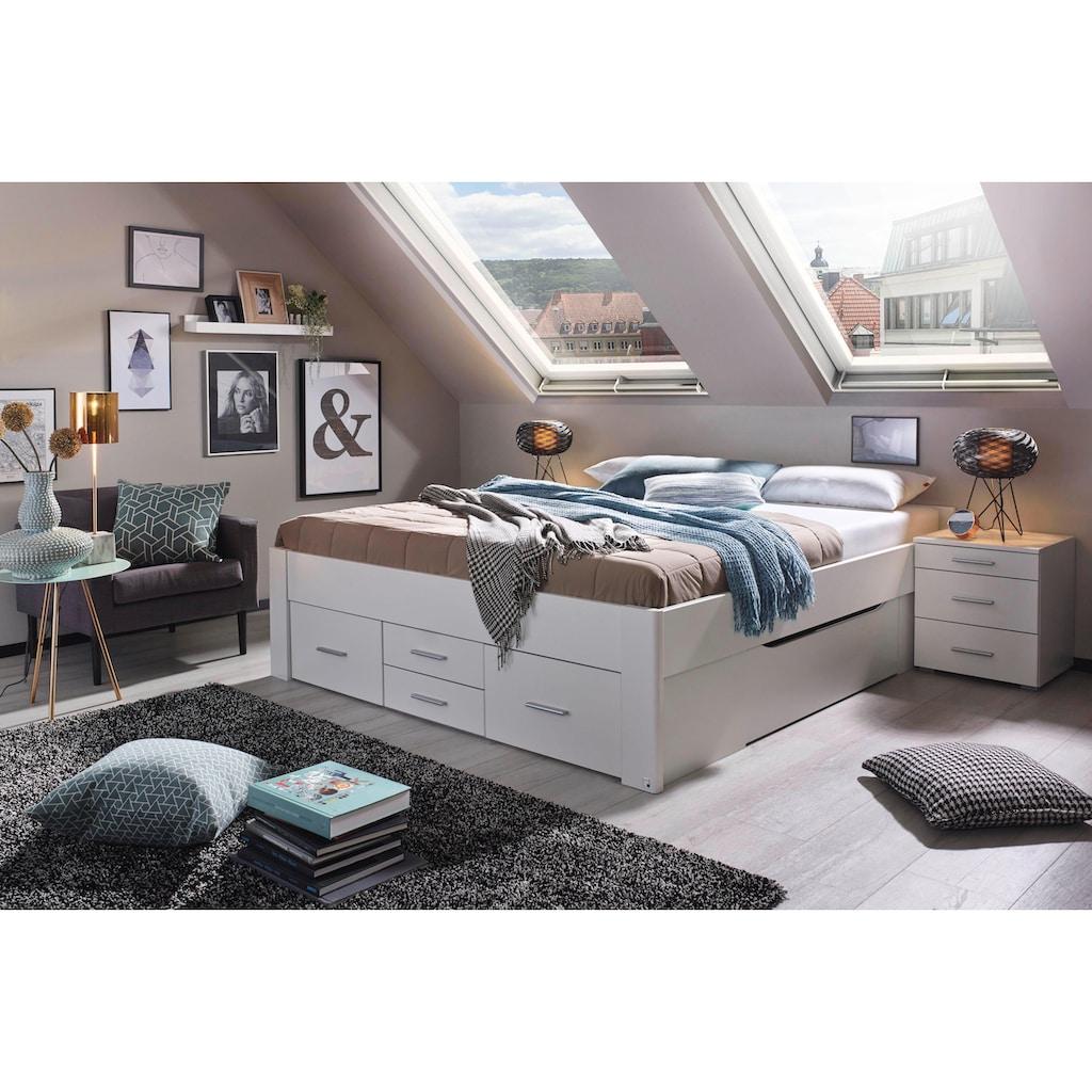 rauch ORANGE Bett »Scala«, mit Schubkästen in 3 Varianten