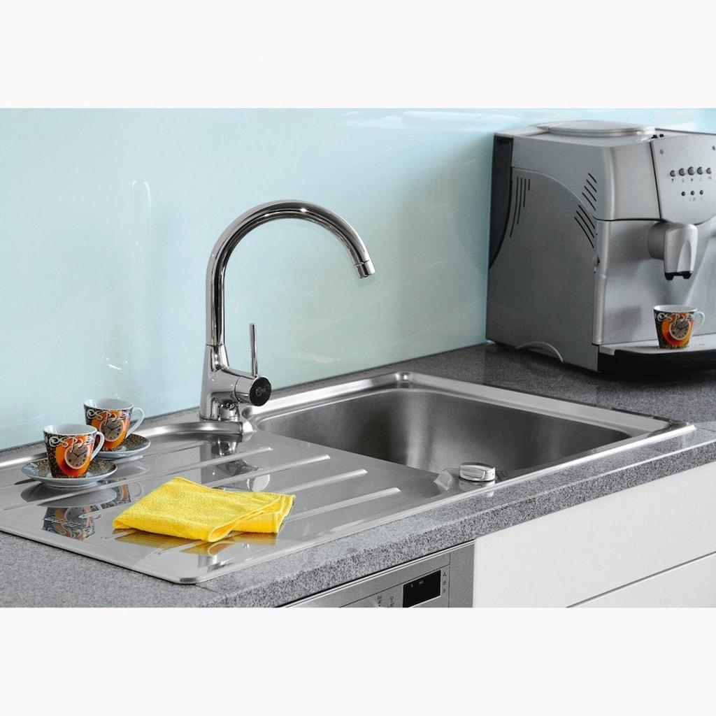 Xavax Microfasertuch 4er Set 30 x 30 cm Putzlappen Reinigungstuch