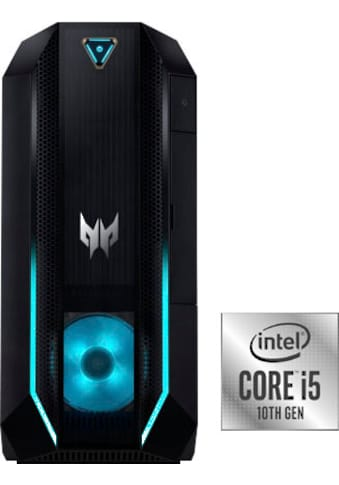 Acer »Predator Orion 3000 (PO3 - 620)« Gaming - PC (Intel®, Core i5, RTX 2060, Luftkühlung) kaufen