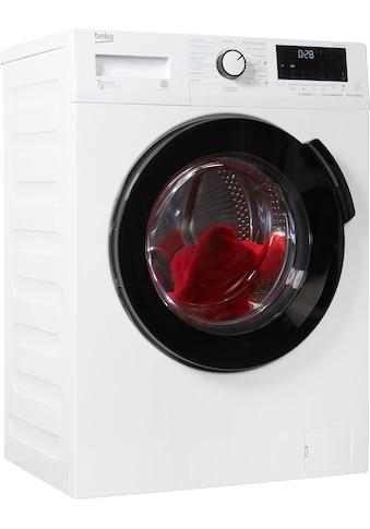 BEKO Waschtrockner WDW 75141 Steam, 7 kg / 4 kg, 1400 U/Min kaufen