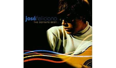 Musik-CD »THE DEFINITE BEST / FELICIANO, JOSE« kaufen