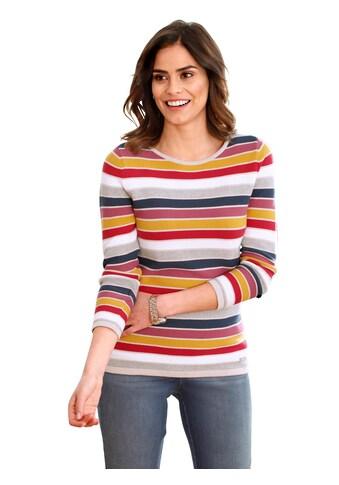 Casual Looks Rundhalspullover »Rundhals-Pullover« kaufen