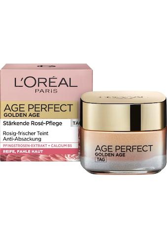 L'ORÉAL PARIS Anti-Aging-Creme »Age Perfect Golden Age Tagespflege«, Mit Neo-Calcium kaufen