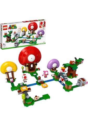 LEGO® Konstruktionsspielsteine »Toads Schatzsuche – Erweiterungsset (71368), LEGO®... kaufen