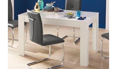 LC Esstisch »Miro«, Breite 137 - 185 cm kaufen