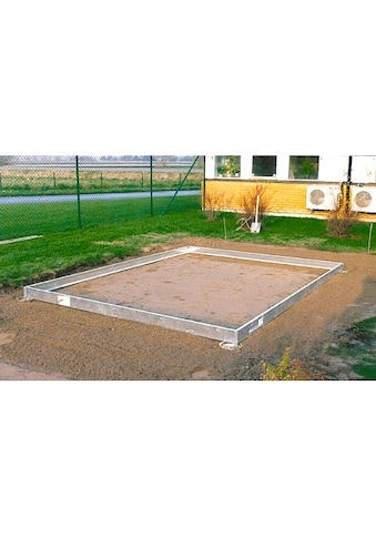 VITAVIA Fundamentrahmen »6700«, BxT: 254x254 cm, schwarz kaufen