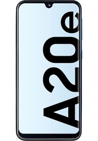 Samsung Galaxy - A20e Smartphone (14,82 cm / 5,8 Zoll, 32 GB, 13 MP Kamera) kaufen