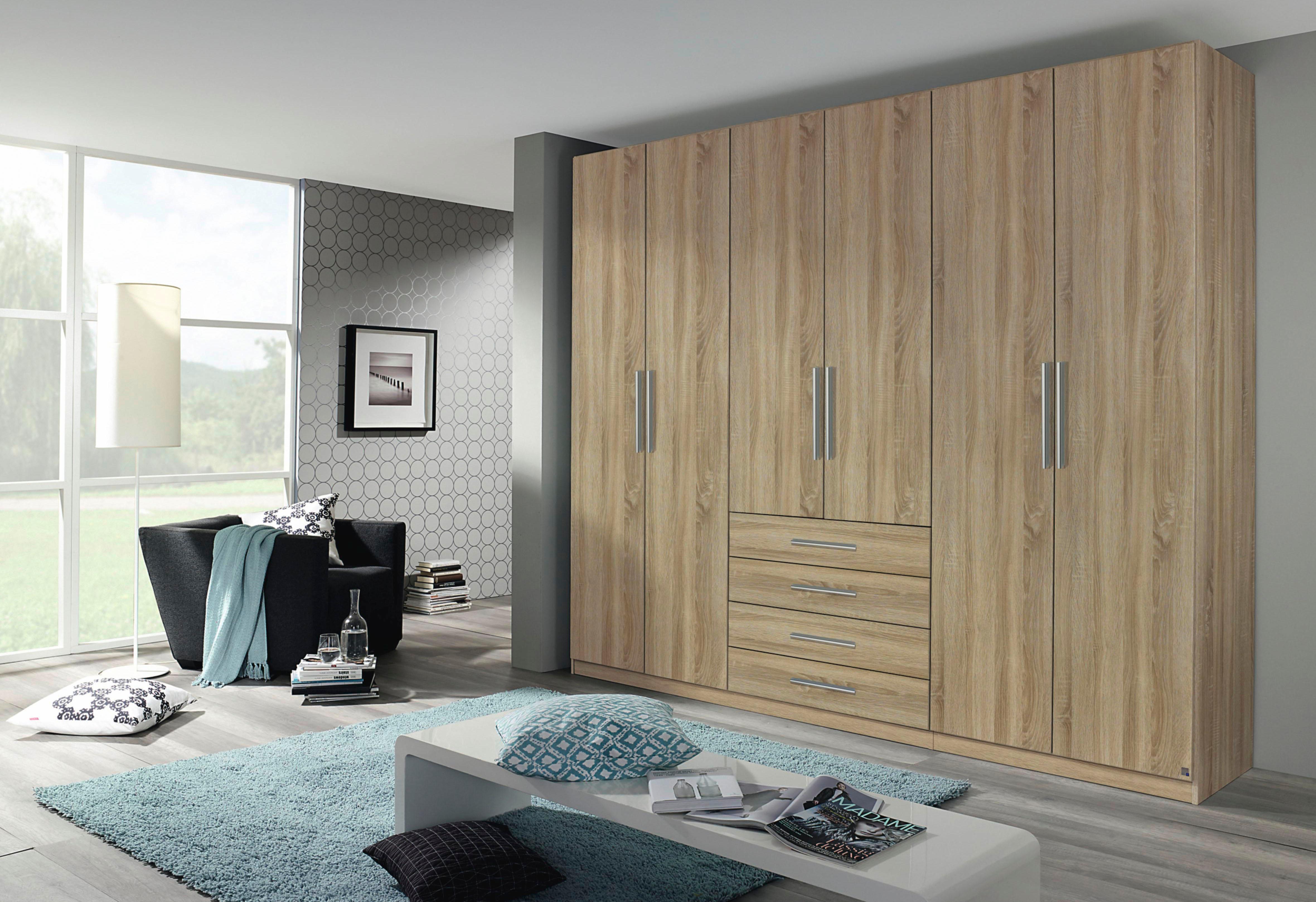rauch pack s kleiderschrank kempten mit schubk sten auf. Black Bedroom Furniture Sets. Home Design Ideas