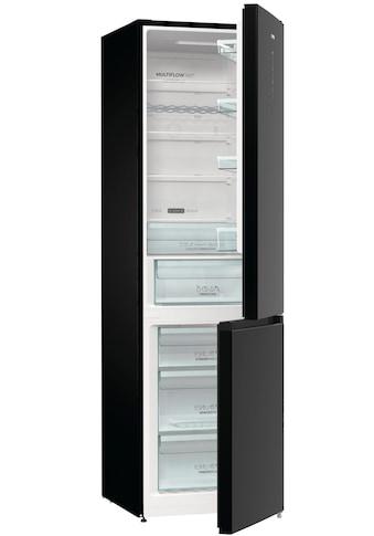 GORENJE Kühl-/Gefrierkombination, NK89C0DBK, 200 cm hoch, 60 cm breit kaufen