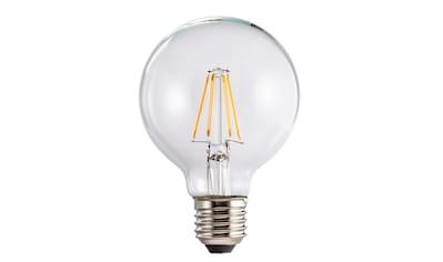 Xavax LED - Filament, E27, 470lm ersetzt 40W, Globelampe »LED - Lampe 230V Warmweiß« kaufen