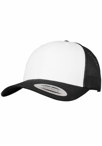 Flexfit Baseball Cap, Retro Trucker Colored Front kaufen