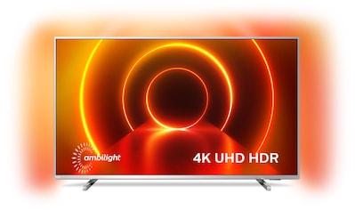 "Philips LED-Fernseher »70PUS8105/12«, 178 cm/70 "", 4K Ultra HD, Smart-TV, 3-seitiges Ambilght kaufen"