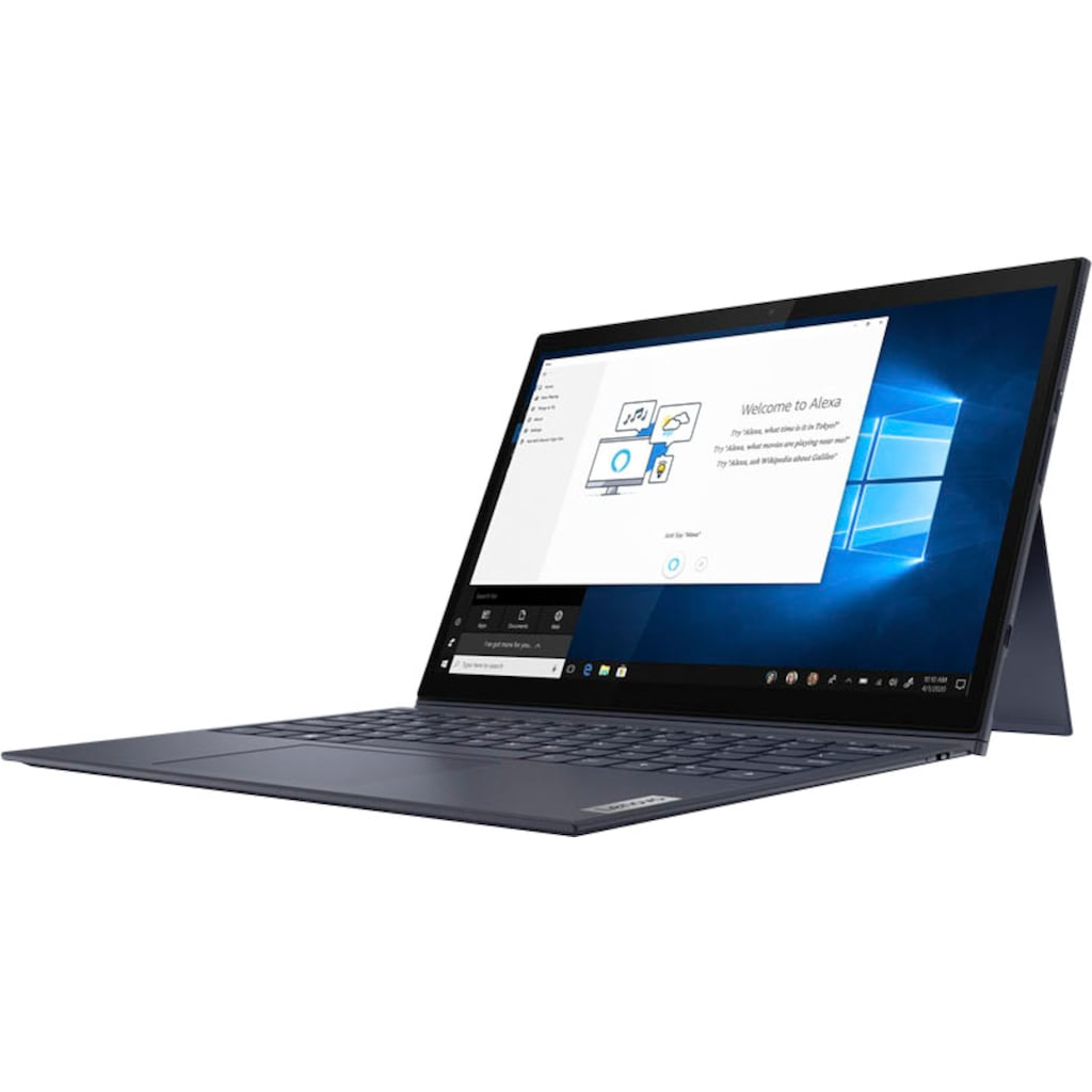 "Lenovo Notebook »Yoga Duet 7-13IML-05«, (33 cm/13 "" Intel Core i5 UHD Graphics\r\n 256 GB SSD), inkl. BT-Keyboard & PEN"
