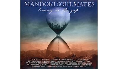 Musik-CD »Living In The Gap+Hungarian Pictures / ManDoki Soulmates« kaufen