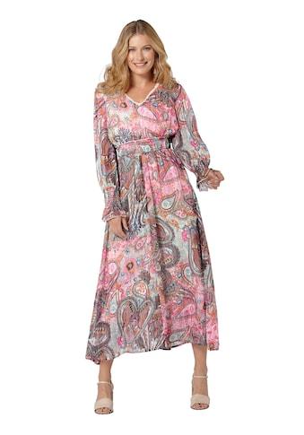 Inspirationen Kleid im farbenfrohen Paisleymustermix kaufen