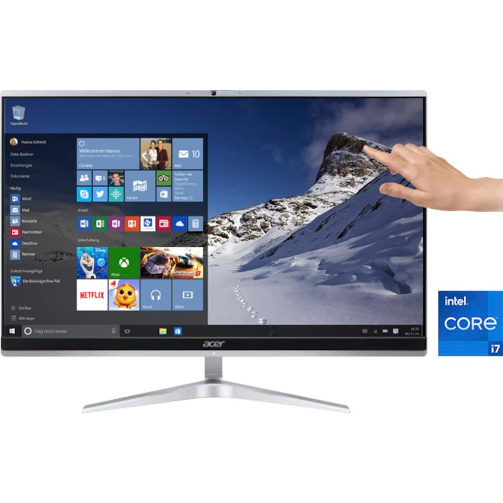Acer All-in-One PC »Aspire C24-1651«