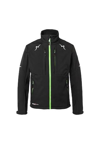 Kübler Softshelljacke »KÜBLER PULSE Softshell Jacke; schwarz neongrün« kaufen