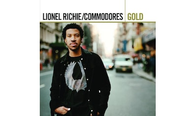 Musik-CD »GOLD / RICHIE,LIONEL/COMMODORES« kaufen