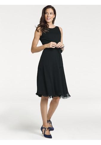 ASHLEY BROOKE by Heine A-Linien-Kleid, mit Chiffon kaufen