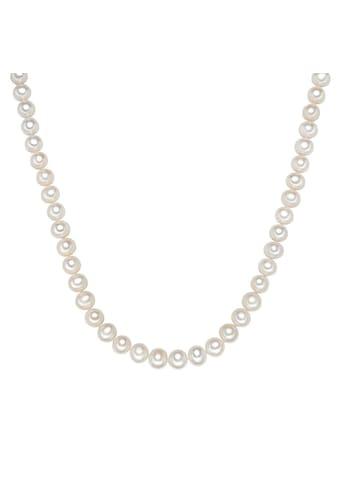 Valero Pearls Perlenkette »X120«, (1 tlg.), aus Süßwasser-Zuchtperlen kaufen