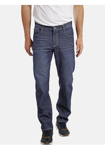 Jan Vanderstorm 5-Pocket-Jeans »TAUNO«, Tiefbundjeans Raw Denim kaufen