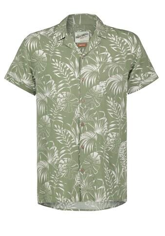 Urban Surface Kurzarmhemd, mit Alloverprint kaufen