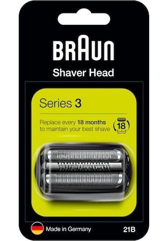 Braun Ersatzscherteil »Series 3 21B« kaufen