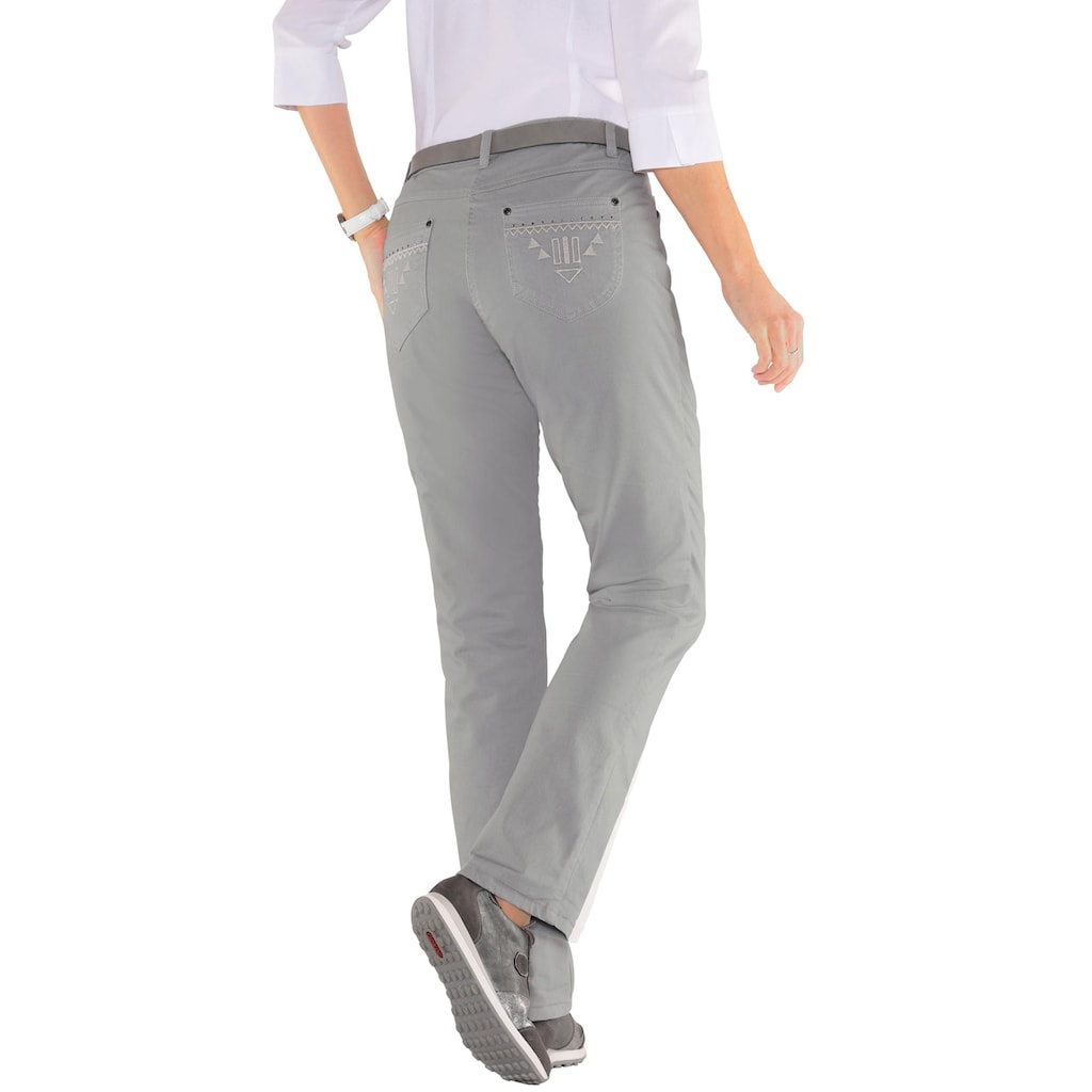 Casual Looks Bequeme Jeans