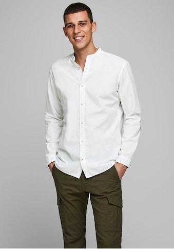 Jack & Jones Langarmhemd »SUMMER BAND SHIRT« kaufen