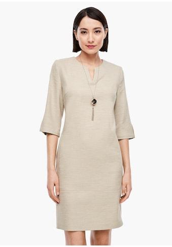 s.Oliver BLACK LABEL Jerseykleid kaufen