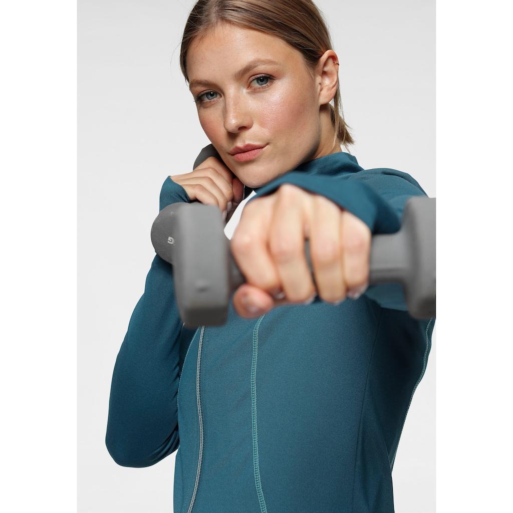 Ocean Sportswear Trainingsjacke »Functional Activewear«, ; REPREVE®-zertifiziert