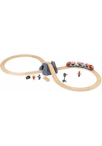 BRIO® Spielzeug-Eisenbahn »BRIO® WORLD Eisenbahn Starter Set A«, mit... kaufen