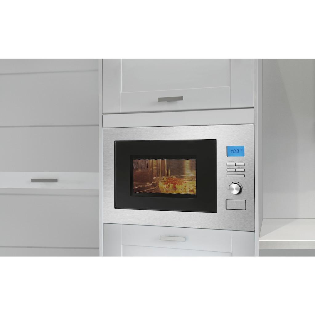 BOMANN Einbau-Mikrowelle »MWG 3001 H EB«, Mikrowelle-Grill-Heißluft, 900 W