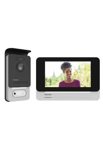 Philips Videosprechanlage - 2-Draht-Technik- 7-Zoll-Touch-Display »WelcomeEye TOUCH« kaufen