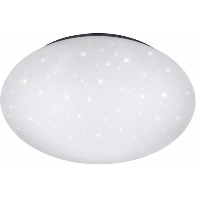 TRIO Leuchten,LED Deckenleuchte»GLITTER PUTZ«,