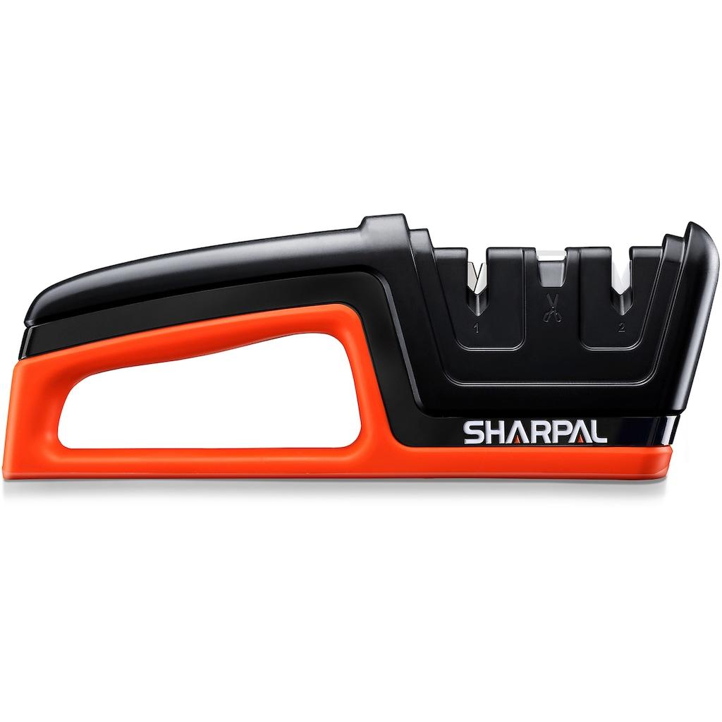 SHARPAL Messerschärfer »Knife & Scissors Sharpener - Fashion Version«