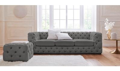 Guido Maria Kretschmer Home&Living 3-Sitzer »Kalina«, mit klassischer... kaufen