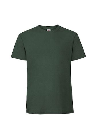 Fruit of the Loom T-Shirt »Herren Premium« kaufen