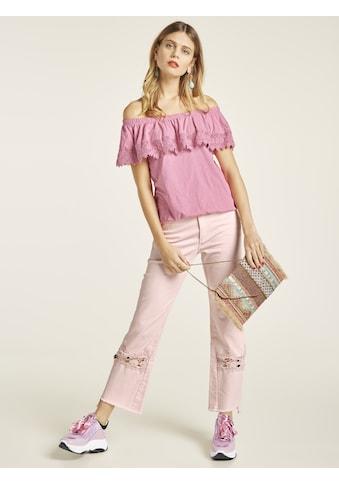 Jeans Amirela mit Spitze kaufen