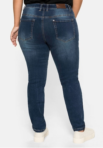 Sheego Stretch-Jeans, Skinny mit Bodyforming-Effekt kaufen