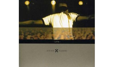Musik-CD »Live / Naidoo,Xavier« kaufen