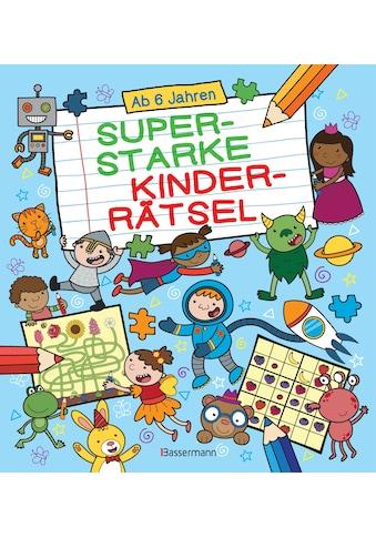 Buch »Superstarke Kinderrätsel / Sarah Lawrence« kaufen
