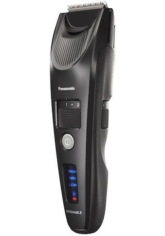 Panasonic Haar- und Bartschneider »ER-SC40-K803«, mit kraftvollem Linearmotor kaufen