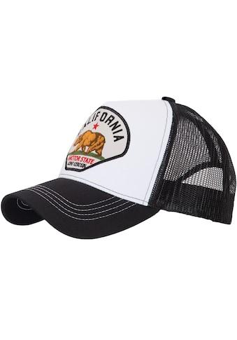 KingKerosin Trucker Cap »California«, mit Motiv Stickerei kaufen