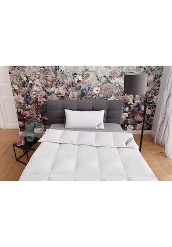 my home Federbettdecke + Federkissen »Amy«, 135x200 cm Bettdecke, Spitzenqualität zum Superpreis kaufen